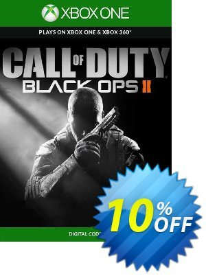 Call of Duty: Black Ops II Xbox One/360 (UK) discount coupon Call of Duty: Black Ops II Xbox One/360 (UK) Deal 2021 CDkeys - Call of Duty: Black Ops II Xbox One/360 (UK) Exclusive Sale offer for iVoicesoft