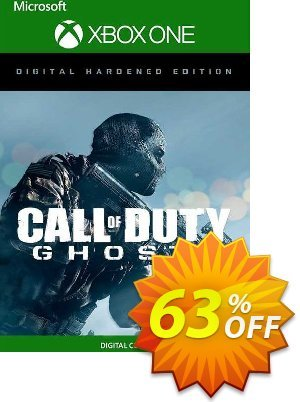 Call of Duty Ghosts Digital Hardened Edition Xbox One (UK) discount coupon Call of Duty Ghosts Digital Hardened Edition Xbox One (UK) Deal 2021 CDkeys - Call of Duty Ghosts Digital Hardened Edition Xbox One (UK) Exclusive Sale offer for iVoicesoft
