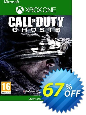 Call of Duty Ghosts Xbox One (UK) discount coupon Call of Duty Ghosts Xbox One (UK) Deal 2021 CDkeys - Call of Duty Ghosts Xbox One (UK) Exclusive Sale offer for iVoicesoft
