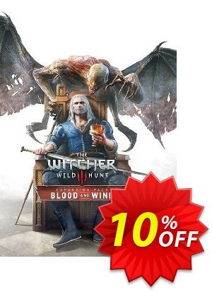 The Witcher 3 Wild Hunt Blood And Wine PC discount coupon The Witcher 3 Wild Hunt Blood And Wine PC Deal - The Witcher 3 Wild Hunt Blood And Wine PC Exclusive offer for iVoicesoft