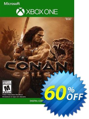 Conan Exiles Xbox One (UK) Coupon, discount Conan Exiles Xbox One (UK) Deal 2021 CDkeys. Promotion: Conan Exiles Xbox One (UK) Exclusive Sale offer for iVoicesoft