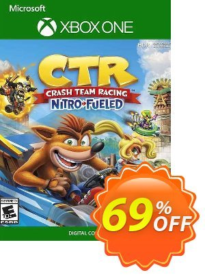 Crash Team Racing Nitro-Fueled Xbox one (US) discount coupon Crash Team Racing Nitro-Fueled Xbox one (US) Deal 2021 CDkeys - Crash Team Racing Nitro-Fueled Xbox one (US) Exclusive Sale offer for iVoicesoft