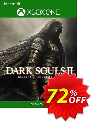 Dark Souls II 2 - Scholar of the First Sin Xbox One (UK) discount coupon Dark Souls II 2 - Scholar of the First Sin Xbox One (UK) Deal 2021 CDkeys - Dark Souls II 2 - Scholar of the First Sin Xbox One (UK) Exclusive Sale offer for iVoicesoft