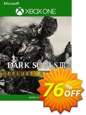 Dark Souls III 3 - Deluxe Edition Xbox One (UK) discount coupon Dark Souls III 3 - Deluxe Edition Xbox One (UK) Deal 2021 CDkeys - Dark Souls III 3 - Deluxe Edition Xbox One (UK) Exclusive Sale offer for iVoicesoft