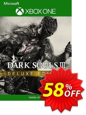 Dark Souls III - Deluxe Edition Xbox One (US) discount coupon Dark Souls III - Deluxe Edition Xbox One (US) Deal 2021 CDkeys - Dark Souls III - Deluxe Edition Xbox One (US) Exclusive Sale offer for iVoicesoft