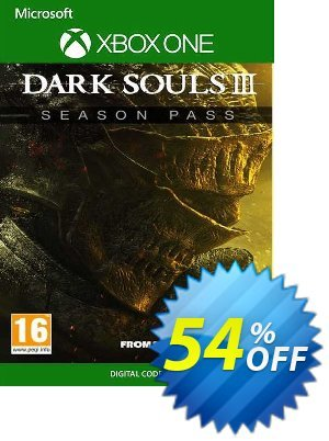 DARK SOULS III - Season Pass Xbox One (UK) discount coupon DARK SOULS III - Season Pass Xbox One (UK) Deal 2021 CDkeys - DARK SOULS III - Season Pass Xbox One (UK) Exclusive Sale offer for iVoicesoft