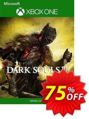 Dark Souls III Xbox One (US) discount coupon Dark Souls III Xbox One (US) Deal 2021 CDkeys - Dark Souls III Xbox One (US) Exclusive Sale offer for iVoicesoft