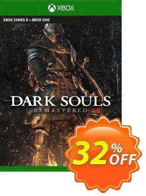 Dark Souls Remastered  Xbox One (US) discount coupon Dark Souls Remastered  Xbox One (US) Deal 2021 CDkeys - Dark Souls Remastered  Xbox One (US) Exclusive Sale offer for iVoicesoft