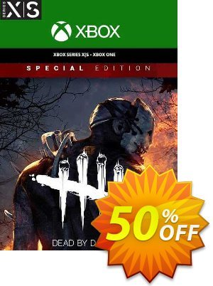 Dead by Daylight: Special Edition Xbox One/Xbox Series X|S (EU) Coupon, discount Dead by Daylight: Special Edition Xbox One/Xbox Series X|S (EU) Deal 2021 CDkeys. Promotion: Dead by Daylight: Special Edition Xbox One/Xbox Series X|S (EU) Exclusive Sale offer for iVoicesoft