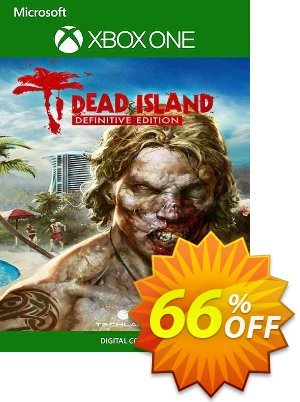 Dead Island Definitive Edition Xbox One (UK) discount coupon Dead Island Definitive Edition Xbox One (UK) Deal 2021 CDkeys - Dead Island Definitive Edition Xbox One (UK) Exclusive Sale offer for iVoicesoft