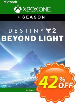 Destiny 2: Beyond Light + Season Xbox One (UK) discount coupon Destiny 2: Beyond Light + Season Xbox One (UK) Deal 2021 CDkeys - Destiny 2: Beyond Light + Season Xbox One (UK) Exclusive Sale offer for iVoicesoft