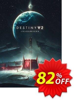 Destiny 2 Shadowkeep Xbox One (US) discount coupon Destiny 2 Shadowkeep Xbox One (US) Deal 2021 CDkeys - Destiny 2 Shadowkeep Xbox One (US) Exclusive Sale offer for iVoicesoft