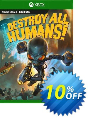 Destroy All Humans! Xbox One discount coupon Destroy All Humans! Xbox One Deal 2021 CDkeys - Destroy All Humans! Xbox One Exclusive Sale offer for iVoicesoft