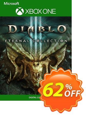 Diablo III 3 Eternal Collection Xbox One (UK) discount coupon Diablo III 3 Eternal Collection Xbox One (UK) Deal 2021 CDkeys - Diablo III 3 Eternal Collection Xbox One (UK) Exclusive Sale offer for iVoicesoft