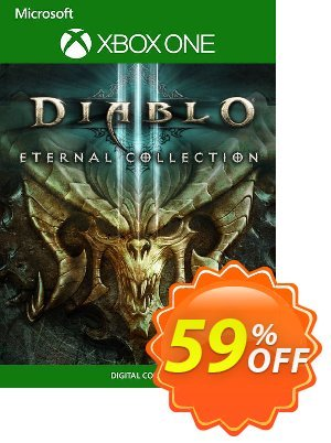 Diablo III 3 Eternal Collection Xbox One (US) discount coupon Diablo III 3 Eternal Collection Xbox One (US) Deal 2021 CDkeys - Diablo III 3 Eternal Collection Xbox One (US) Exclusive Sale offer for iVoicesoft
