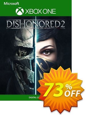 Dishonored 2 Xbox One (UK) discount coupon Dishonored 2 Xbox One (UK) Deal 2021 CDkeys - Dishonored 2 Xbox One (UK) Exclusive Sale offer for iVoicesoft