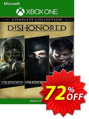 Dishonored The Complete Collection Xbox One (UK) discount coupon Dishonored The Complete Collection Xbox One (UK) Deal 2021 CDkeys - Dishonored The Complete Collection Xbox One (UK) Exclusive Sale offer for iVoicesoft