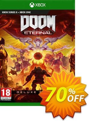 DOOM Eternal - Deluxe Edition Xbox One (UK) discount coupon DOOM Eternal - Deluxe Edition Xbox One (UK) Deal 2021 CDkeys - DOOM Eternal - Deluxe Edition Xbox One (UK) Exclusive Sale offer for iVoicesoft