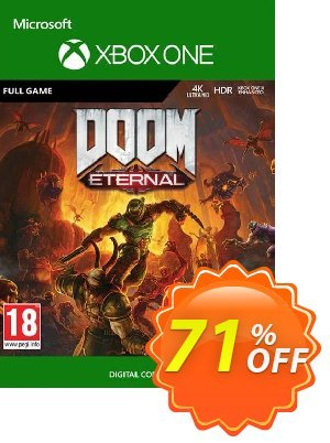DOOM Eternal Xbox One (UK) discount coupon DOOM Eternal Xbox One (UK) Deal 2021 CDkeys - DOOM Eternal Xbox One (UK) Exclusive Sale offer for iVoicesoft