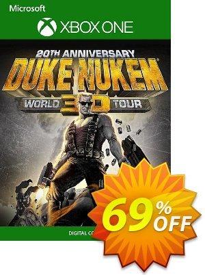 Duke Nukem 3D 20th Anniversary World Tour Xbox One (UK) discount coupon Duke Nukem 3D 20th Anniversary World Tour Xbox One (UK) Deal 2021 CDkeys - Duke Nukem 3D 20th Anniversary World Tour Xbox One (UK) Exclusive Sale offer for iVoicesoft