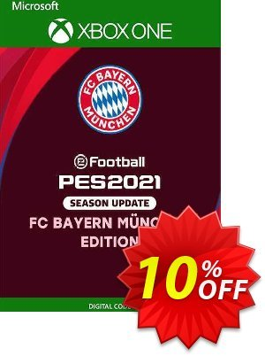 eFootball PES 2021 Bayern München Edition Xbox One (EU) discount coupon eFootball PES 2021 Bayern München Edition Xbox One (EU) Deal 2021 CDkeys - eFootball PES 2021 Bayern München Edition Xbox One (EU) Exclusive Sale offer for iVoicesoft
