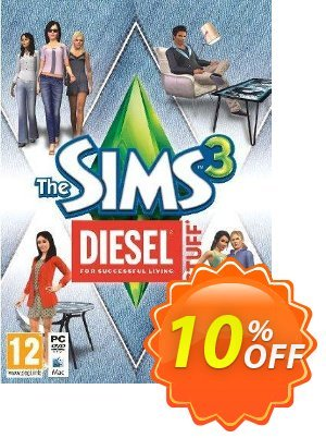 The Sims 3: Diesel Stuff Pack PC discount coupon The Sims 3: Diesel Stuff Pack PC Deal - The Sims 3: Diesel Stuff Pack PC Exclusive offer for iVoicesoft