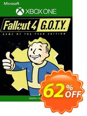 Fallout 4: Game of the Year Edition Xbox One (UK) discount coupon Fallout 4: Game of the Year Edition Xbox One (UK) Deal 2021 CDkeys - Fallout 4: Game of the Year Edition Xbox One (UK) Exclusive Sale offer for iVoicesoft
