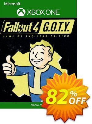 Fallout 4 - Game of the Year Edition Xbox One (US) discount coupon Fallout 4 - Game of the Year Edition Xbox One (US) Deal 2021 CDkeys - Fallout 4 - Game of the Year Edition Xbox One (US) Exclusive Sale offer for iVoicesoft