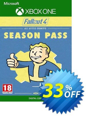 Fallout 4 Season Pass Xbox One (UK) discount coupon Fallout 4 Season Pass Xbox One (UK) Deal 2021 CDkeys - Fallout 4 Season Pass Xbox One (UK) Exclusive Sale offer for iVoicesoft