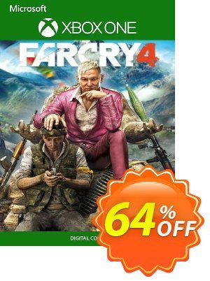 Far Cry 4 Xbox One (EU) discount coupon Far Cry 4 Xbox One (EU) Deal 2021 CDkeys - Far Cry 4 Xbox One (EU) Exclusive Sale offer for iVoicesoft