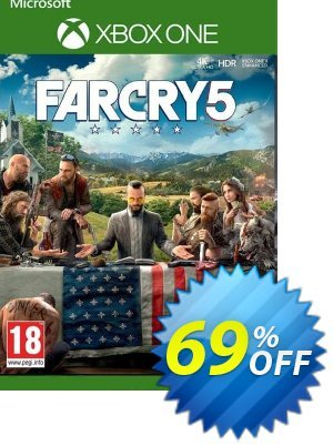 Far Cry 5 Xbox One (EU) discount coupon Far Cry 5 Xbox One (EU) Deal 2021 CDkeys - Far Cry 5 Xbox One (EU) Exclusive Sale offer for iVoicesoft