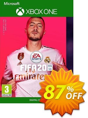 FIFA 20 Xbox One (US) discount coupon FIFA 20 Xbox One (US) Deal 2021 CDkeys - FIFA 20 Xbox One (US) Exclusive Sale offer for iVoicesoft