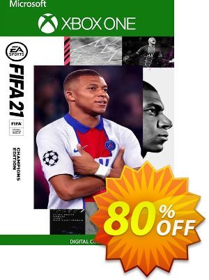 FIFA 21 - Champions Edition Xbox One discount coupon FIFA 21 - Champions Edition Xbox One Deal 2021 CDkeys - FIFA 21 - Champions Edition Xbox One Exclusive Sale offer for iVoicesoft