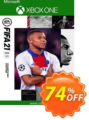 FIFA 21 - Champions Edition Xbox One/Xbox Series X|S (US) Coupon, discount FIFA 21 - Champions Edition Xbox One/Xbox Series X|S (US) Deal 2021 CDkeys. Promotion: FIFA 21 - Champions Edition Xbox One/Xbox Series X|S (US) Exclusive Sale offer for iVoicesoft
