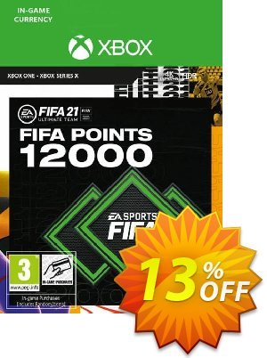 FIFA 21 Ultimate Team 12000 Points Pack Xbox One / Xbox Series X discount coupon FIFA 21 Ultimate Team 12000 Points Pack Xbox One / Xbox Series X Deal 2021 CDkeys - FIFA 21 Ultimate Team 12000 Points Pack Xbox One / Xbox Series X Exclusive Sale offer for iVoicesoft
