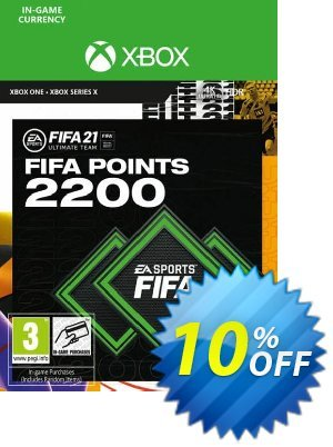 FIFA 21 Ultimate Team 2200 Points Pack Xbox One / Xbox Series X discount coupon FIFA 21 Ultimate Team 2200 Points Pack Xbox One / Xbox Series X Deal 2021 CDkeys - FIFA 21 Ultimate Team 2200 Points Pack Xbox One / Xbox Series X Exclusive Sale offer for iVoicesoft