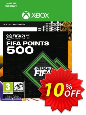 FIFA 21 Ultimate Team 500 Points Pack Xbox One / Xbox Series X discount coupon FIFA 21 Ultimate Team 500 Points Pack Xbox One / Xbox Series X Deal 2021 CDkeys - FIFA 21 Ultimate Team 500 Points Pack Xbox One / Xbox Series X Exclusive Sale offer for iVoicesoft