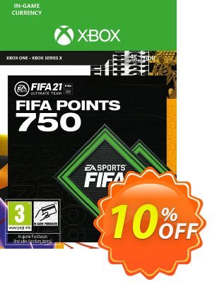 FIFA 21 Ultimate Team 750 Points Pack Xbox One / Xbox Series X discount coupon FIFA 21 Ultimate Team 750 Points Pack Xbox One / Xbox Series X Deal 2021 CDkeys - FIFA 21 Ultimate Team 750 Points Pack Xbox One / Xbox Series X Exclusive Sale offer for iVoicesoft