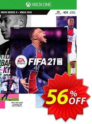 FIFA 21 + 500 FUT Points Xbox One/Xbox Series X|S (UK) Coupon discount FIFA 21 + 500 FUT Points Xbox One/Xbox Series X|S (UK) Deal 2021 CDkeys