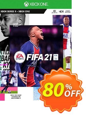 FIFA 21 Xbox One/Xbox Series X|S (US) discount coupon FIFA 21 Xbox One/Xbox Series X|S (US) Deal 2021 CDkeys - FIFA 21 Xbox One/Xbox Series X|S (US) Exclusive Sale offer for iVoicesoft