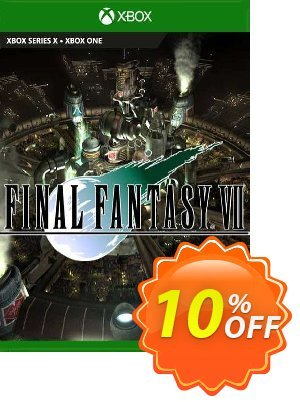 Final Fantasy VII Xbox One (EU) discount coupon Final Fantasy VII Xbox One (EU) Deal 2021 CDkeys - Final Fantasy VII Xbox One (EU) Exclusive Sale offer for iVoicesoft