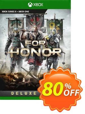 For Honor Digital Deluxe Pack Xbox One discount coupon For Honor Digital Deluxe Pack Xbox One Deal 2021 CDkeys - For Honor Digital Deluxe Pack Xbox One Exclusive Sale offer for iVoicesoft