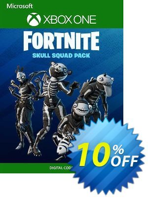 Fortnite - Skull Squad Pack Xbox One (UK) discount coupon Fortnite - Skull Squad Pack Xbox One (UK) Deal 2021 CDkeys - Fortnite - Skull Squad Pack Xbox One (UK) Exclusive Sale offer for iVoicesoft