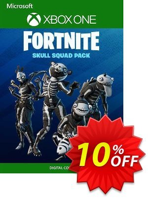 Fortnite - Skull Squad Pack Xbox One (US) discount coupon Fortnite - Skull Squad Pack Xbox One (US) Deal 2021 CDkeys - Fortnite - Skull Squad Pack Xbox One (US) Exclusive Sale offer for iVoicesoft