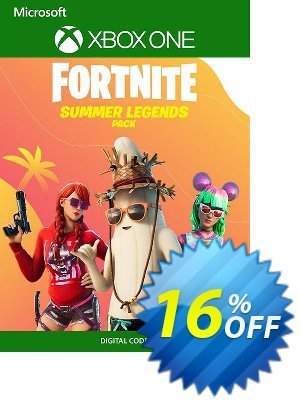 Fortnite - Summer Legends Pack Xbox One (UK) discount coupon Fortnite - Summer Legends Pack Xbox One (UK) Deal 2021 CDkeys - Fortnite - Summer Legends Pack Xbox One (UK) Exclusive Sale offer for iVoicesoft