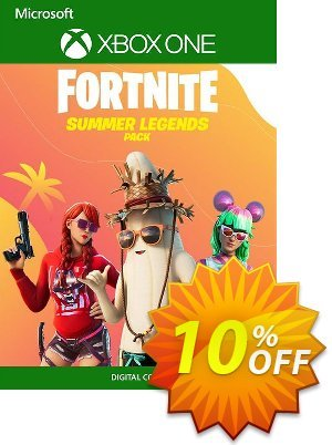Fortnite - Summer Legends Pack Xbox One (US) discount coupon Fortnite - Summer Legends Pack Xbox One (US) Deal 2021 CDkeys - Fortnite - Summer Legends Pack Xbox One (US) Exclusive Sale offer for iVoicesoft