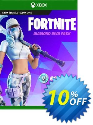 Fortnite - The Diamond Diva Pack Xbox One (UK) discount coupon Fortnite - The Diamond Diva Pack Xbox One (UK) Deal 2021 CDkeys - Fortnite - The Diamond Diva Pack Xbox One (UK) Exclusive Sale offer for iVoicesoft