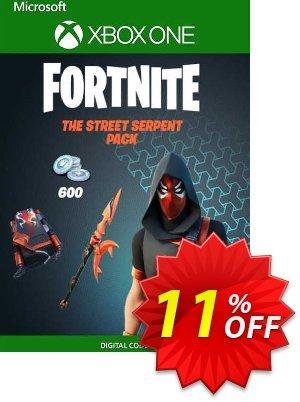 Fortnite The Street Serpent Pack Xbox One (EU) discount coupon Fortnite The Street Serpent Pack Xbox One (EU) Deal 2021 CDkeys - Fortnite The Street Serpent Pack Xbox One (EU) Exclusive Sale offer for iVoicesoft