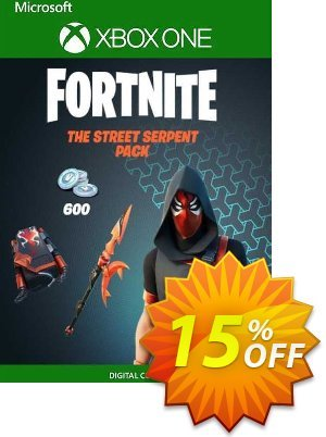 Fortnite The Street Serpent Pack Xbox One (US) discount coupon Fortnite The Street Serpent Pack Xbox One (US) Deal 2021 CDkeys - Fortnite The Street Serpent Pack Xbox One (US) Exclusive Sale offer for iVoicesoft