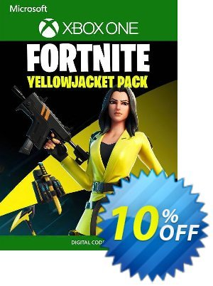Fortnite - The Yellow Jacket Pack Xbox One (US) 優惠券,折扣碼 Fortnite - The Yellow Jacket Pack Xbox One (US) Deal 2021 CDkeys,促銷代碼: Fortnite - The Yellow Jacket Pack Xbox One (US) Exclusive Sale offer for iVoicesoft